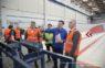 В Ульяновской области планируетcя нарастить производство ветролопастей до 300 в год и увеличить количество рабочих мест в отрасли