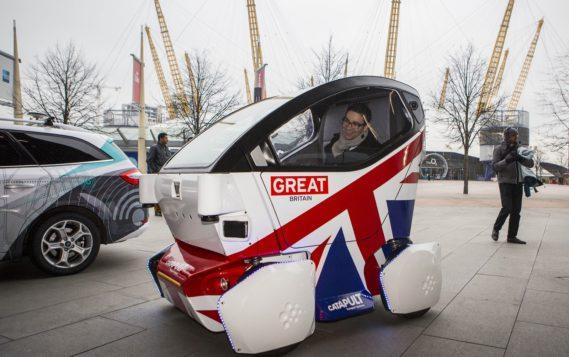 Умное зарядное устройство для электромобилей на базе AI разработают в Великобритании