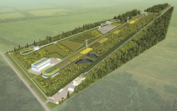 В Самарской области построят экотехнопарк