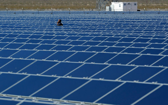 США нарастили производство солнечной энергии в 40 раз по сравнению с 2009 годом