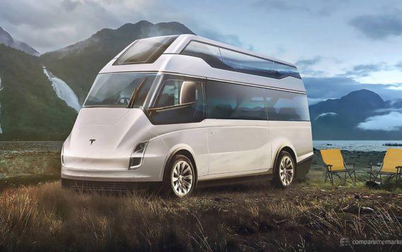 Tesla Semi – грузовик, ставший домом на колесах