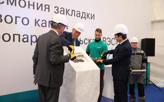 Энел Россия приступила к строительству Кольской ВЭС мощностью 201 МВт, крупнейшего проекта возобновляемой энергетики за полярным кругом