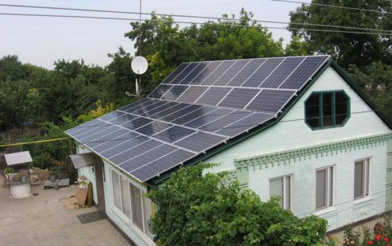 AI-алгоритмы будут использовать для проектирования домашних солнечных электростанций