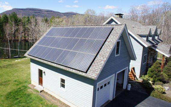 В США бум домашних солнечных панелей