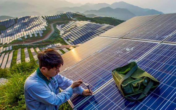 Развитие ВИЭ в Китае: перспективы до 2050 года
