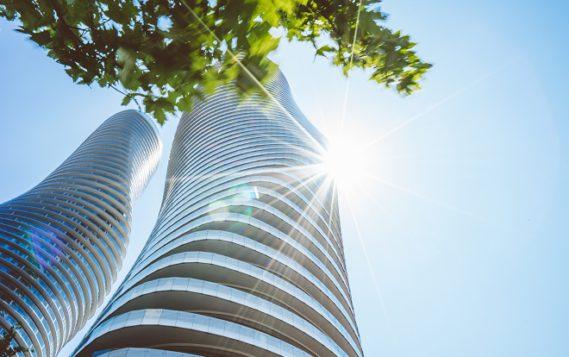 Энергопозитивные небоскребы будут строить в Европе