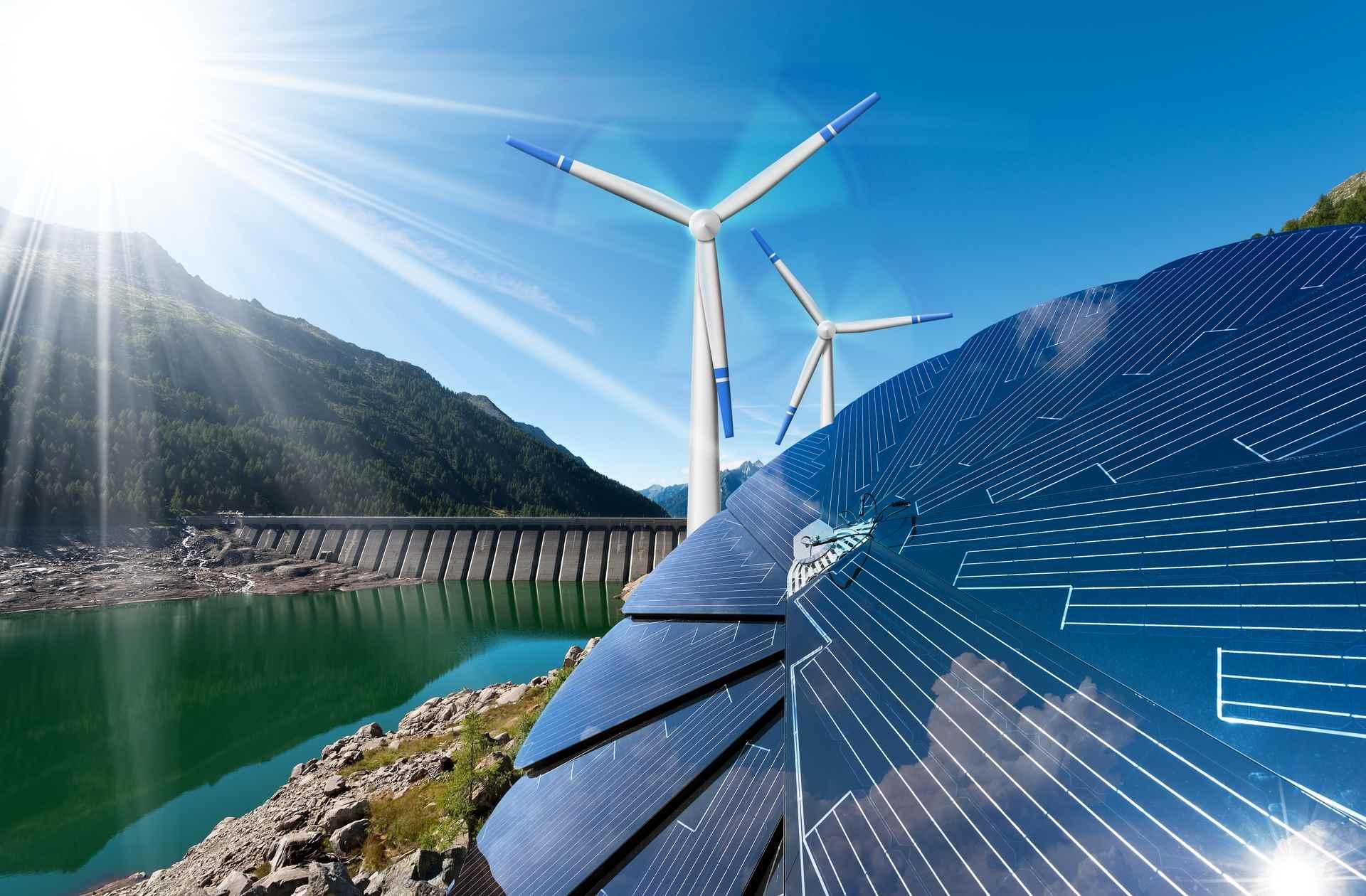 фото энергия солнца воды ветра делать