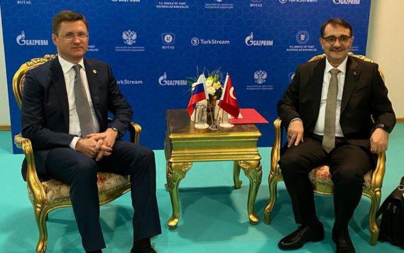 """Александр Новак: """"Энергетическое взаимодействие России и Турции находится на подъеме"""""""