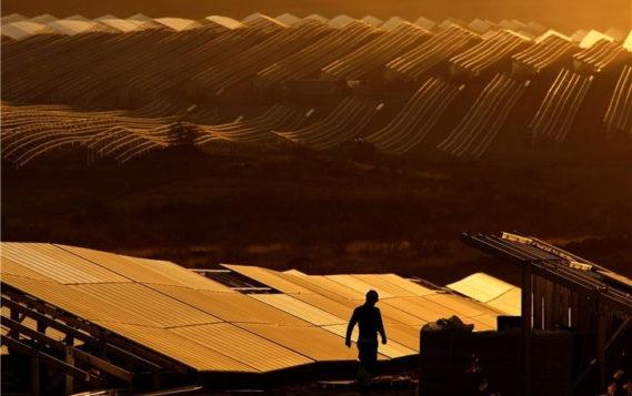 Крупнейшая солнечная электростанция Европы построена в Испании