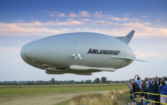 Airlander 10 — крупнейшее в мире воздушное судно пошло в серию