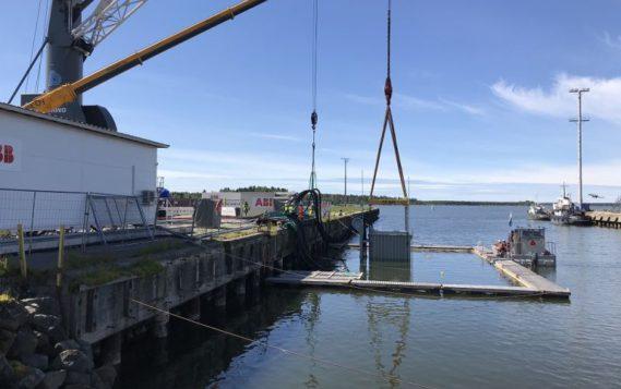 Компания ABB завершила испытания первой в мире подводной энергетической системы