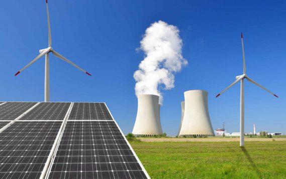 Энергия от АЭС и ВИЭ в 2020 году превысит 20% от энергопотребления в мире
