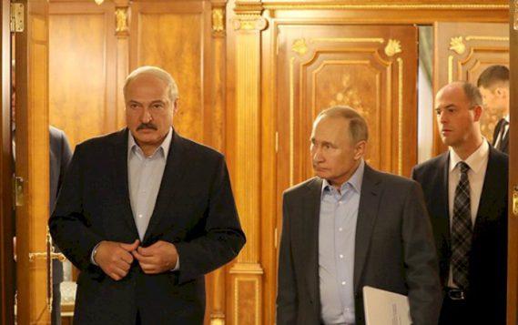 """Александр Новак: """"Между Россией и Белоруссией ведется важная совместная работа по ряду проектов в ТЭК"""""""
