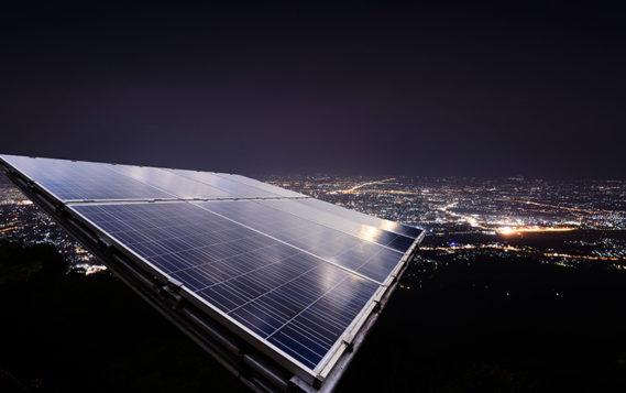 Необычные солнечные элементы работают ночью