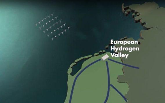 Shell начинает крупнейший в Европе проект по производству зеленого водорода