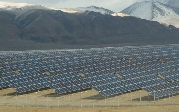 Солнечные электростанции Алтая за январь 2020 года выработали 3,6 млн кВт•ч