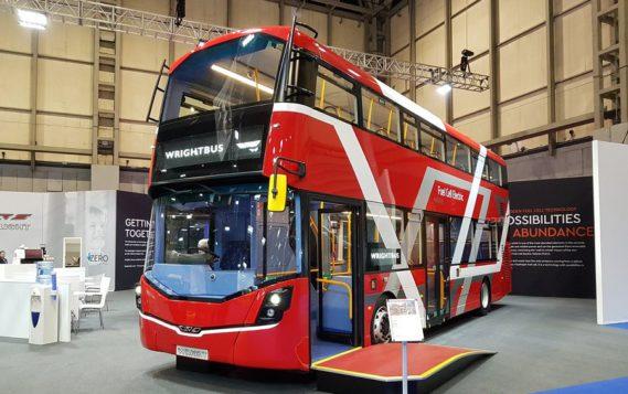 В Шотландии запустят двухэтажные автобусы на водороде