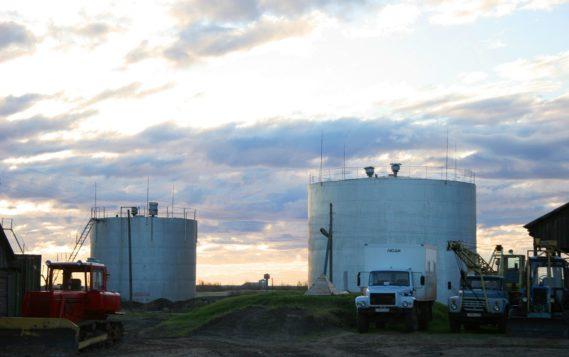 Энергетики доставят 4 тысячи тонн топлива на Мезенскую дизельную электростанцию