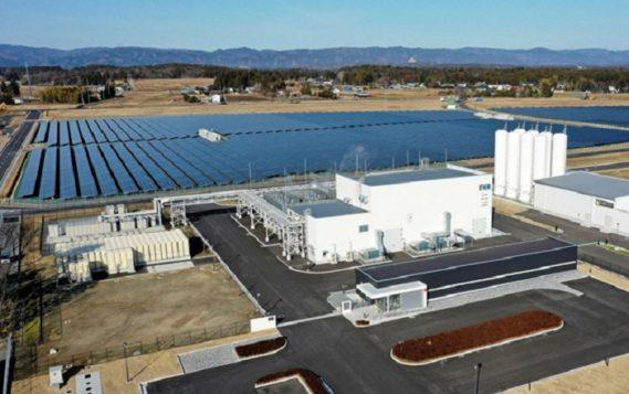 В Японии открыли крупнейший завод по производству водорода