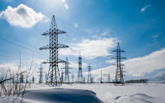 Потребление электроэнергии в ЕЭС России в феврале 2020 года увеличилось на 1,4 % по сравнению с февралем 2019 года