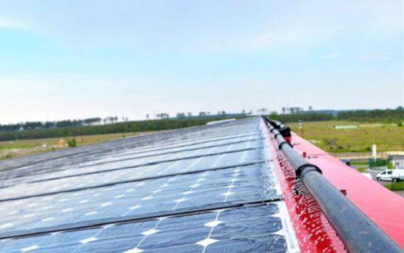 Французская компания создала технологию охлаждения солнечных модулей, увеличив генерацию до 12%