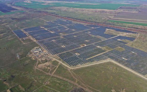 В России начала работу крупнейшая солнечная электростанция