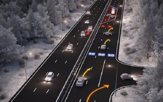 Умная дорога предупредит водителя о пешеходе-нарушителе