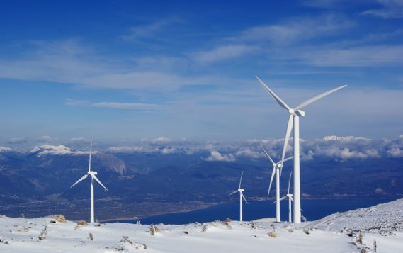 Ученые РФ создадут цифровой двойник для строительства систем ветровой энергетики в Арктике
