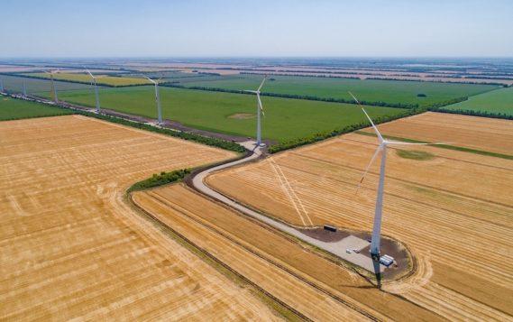 До 2023 года Росатом введёт в эксплуатацию ветроэлектростанции общей мощностью 1 ГВт