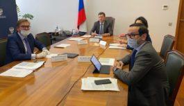 Александр Новак: Одним из приоритетных направлений в сфере энергетики остается проект сооружения АЭС «Аккую»
