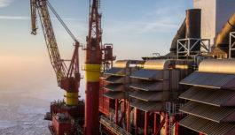 Ростех создаст первую отечественную электростанцию дляработы наарктическом шельфе