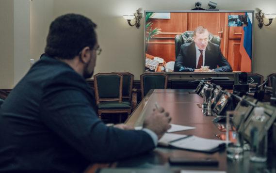 Заседание Государственной комиссии по вопросам развития Арктики