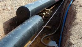 Транзит по газопроводу «Ямал-Европа» упал почти до нуля