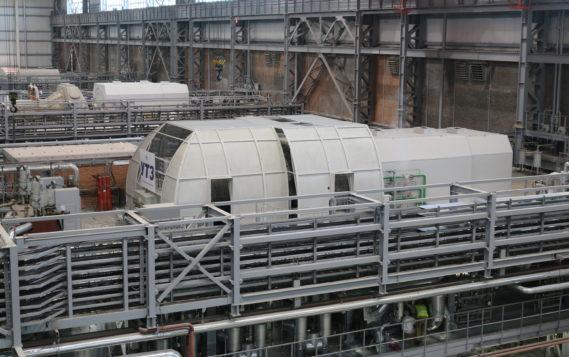 Первый энергоблок Приморской ТЭС синхронизирован с сетью
