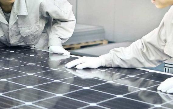 Ещё одна китайская компания начинает выпуск солнечных панелей мощностью более 500 Вт