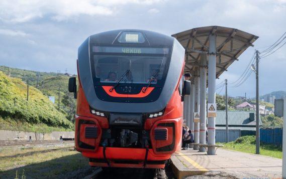 РЖД планирует испытывать на Сахалине поезда на водородном топливе