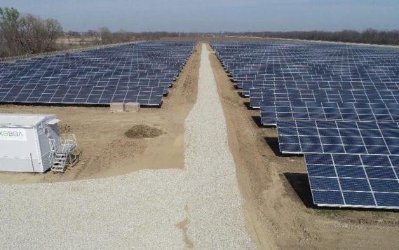 Солнечную электростанцию намерены запустить к июню в Адыгее