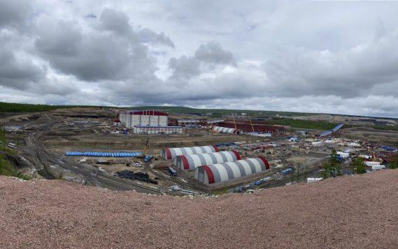 Роснедра согласовали технические проекты разработки месторождений шахты «Денисовская» и «Инаглинская»