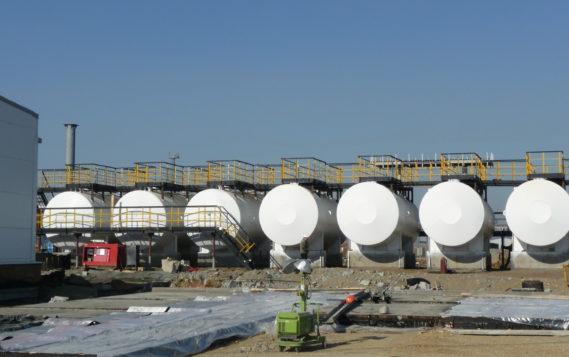 Минэнерго и Ростехнадзор анализируют требования нормативных правовых актов по хранению топлива на электростанциях