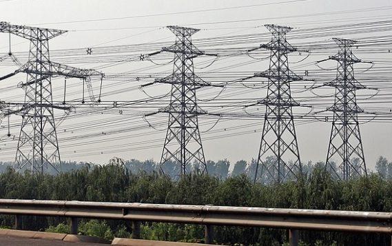 """В Китае построили ЛЭП для транспортировки """"чистой"""" энергии"""