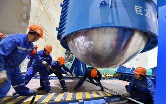 Китай станет лидером в ядерной энергетике, поскольку Пекин делает ставку на отечественные реакторы