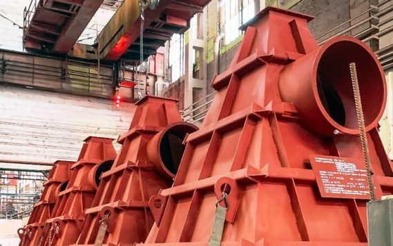 «ЗиО-Подольск» отгрузил бункеры для первого завода по переработке отходов в энергию