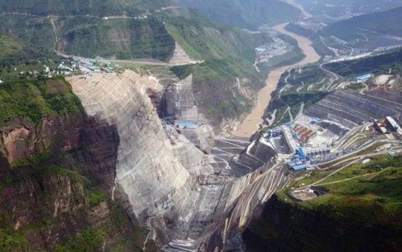 ГЭС «Удундэ» станет четвертой по мощности в Китае и седьмой – в мире