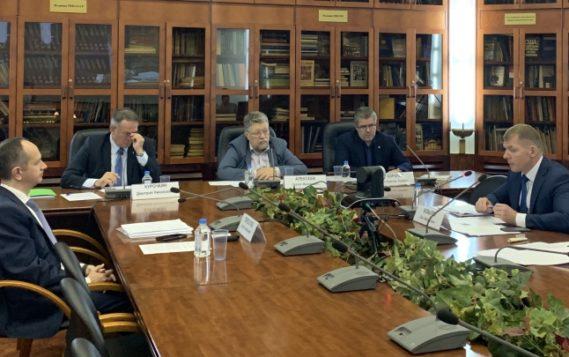 Пётр Бобылев: «Россия должна быть экспортером способности поглощать парниковые газы, а не вводить дополнительные ограничения внутри страны»