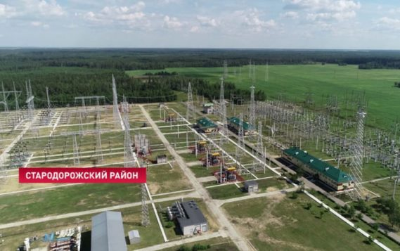 Самая мощная электроподстанция готова к запуску БелАЭС