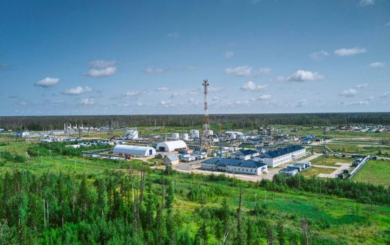 «Газпром нефть» начинает разработку нового нефтедобывающего кластера в Западной Сибири
