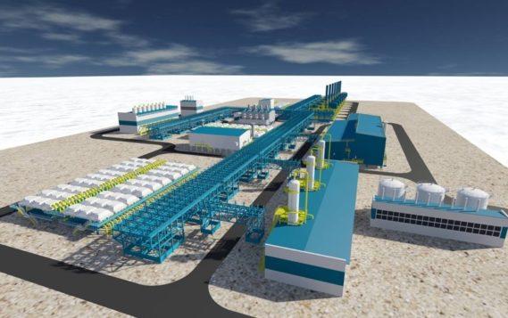 «РусГазАльянс» запускает первый этап обустройства Семаковского газового месторождения