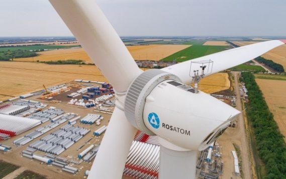 Дочка Росатома начала строить Кармалиновскую ветроэлектростанцию в Ставропольском крае