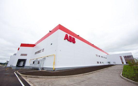 Липецкий завод АВВ празднует пятилетие со дня своего открытия