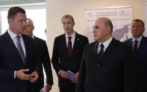 Александр Новак: «Решение Правительства об изменении схемы Чукотского энергоузла учитывает строительство плавучей атомной электростанции»
